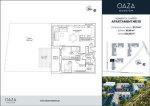Oaza Mokotów Apartament 29