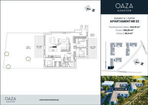 Oaza Mokotów Apartament 32