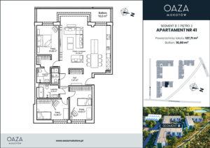 Oaza Mokotów Apartament 41
