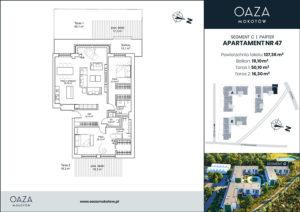Oaza Mokotow Apartament 47