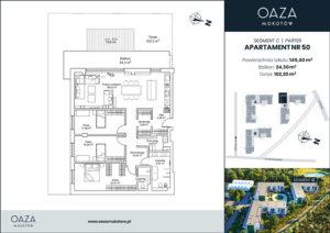 Oaza Mokotow Apartament 50