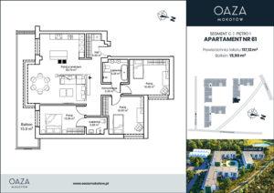 Oaza Mokotow_apartament 61